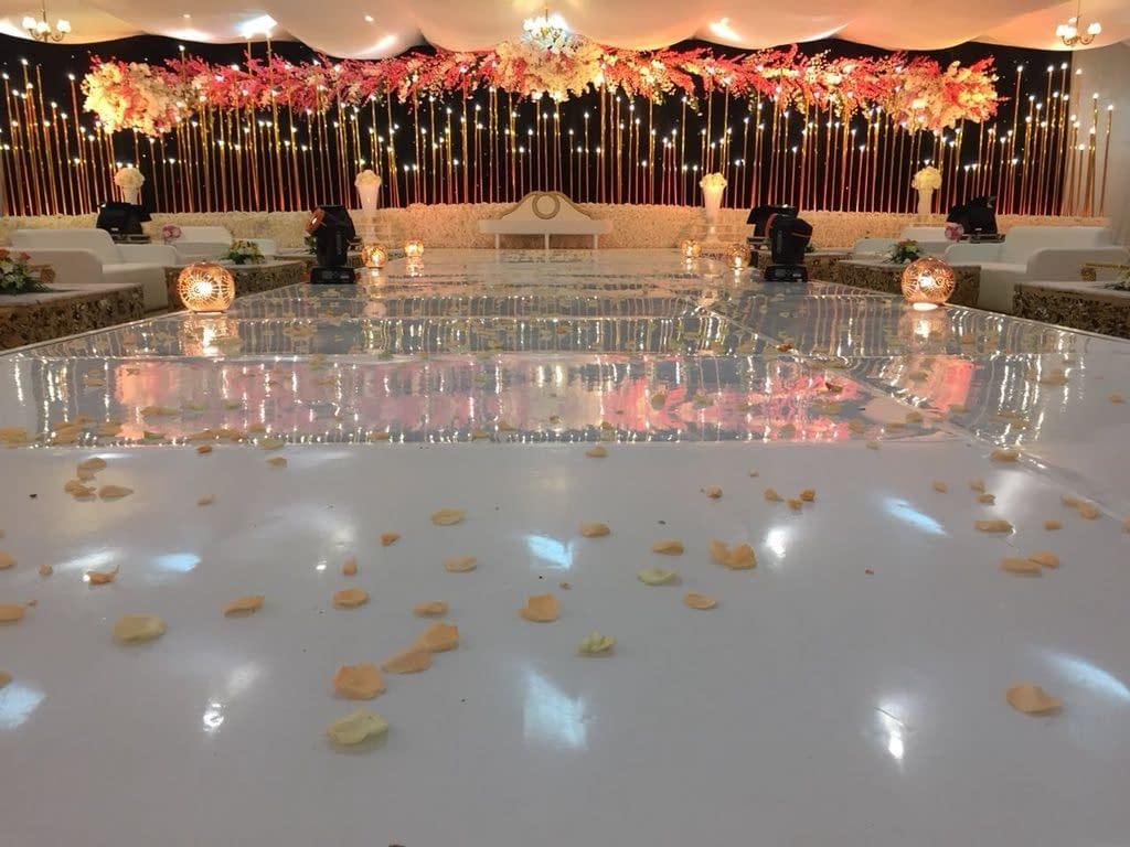 نوفر خدمات متنوعة للأعراس ومختلف