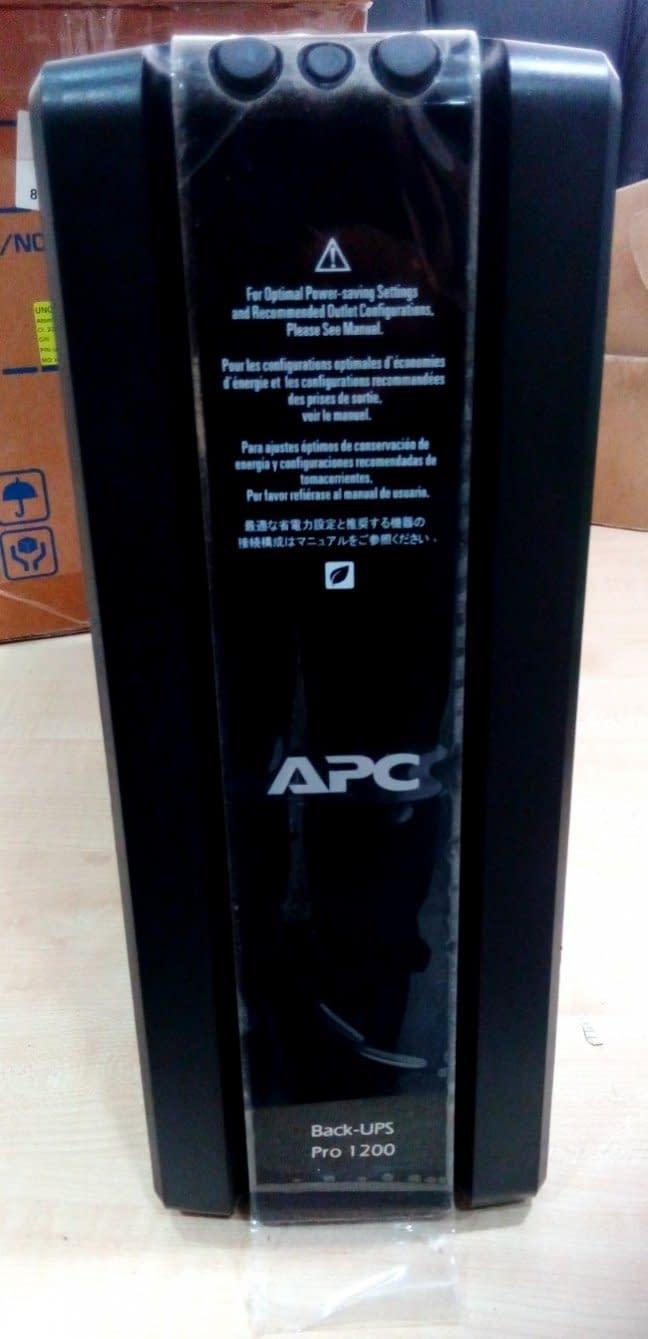 APC - back - VPS - Bro 1200 For Sale