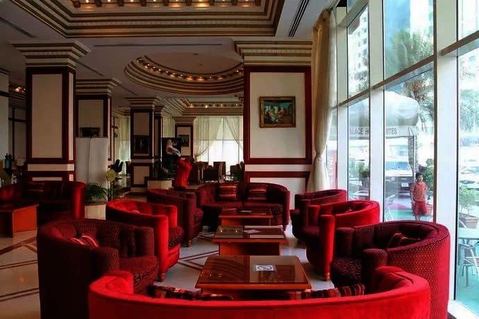 شقق فندقية للإيجار في قصر الامارات على