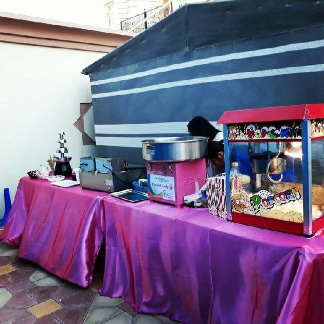 المرجان للحفلات والعاب الترفيهيه ابوظبى
