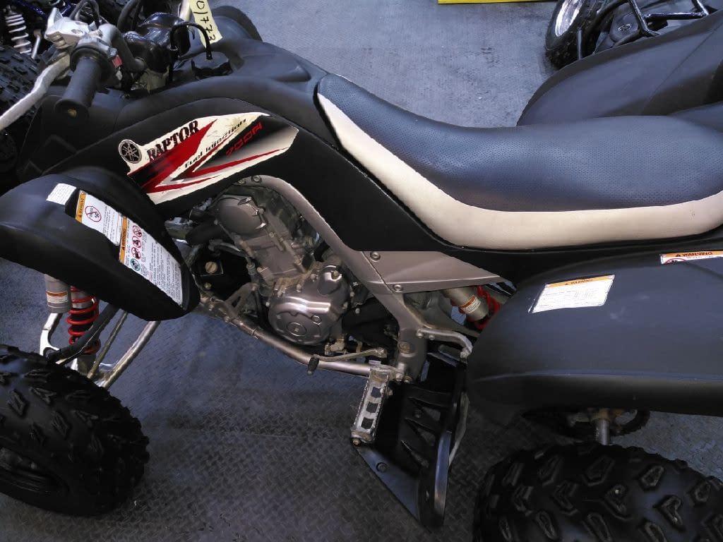 رابتر ياماها 700 cc موديل 2010 بحالة