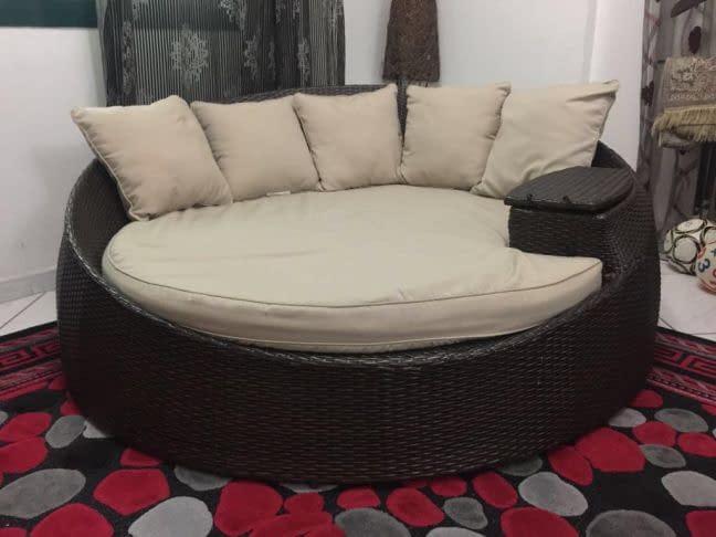للبيع صوفا دائرية / around sofa السعر