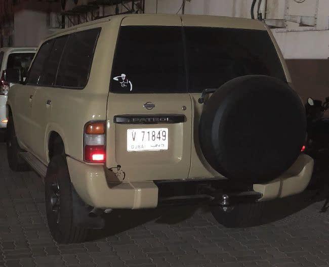 للبيع سيارة نيسان بيترول موديل 2000