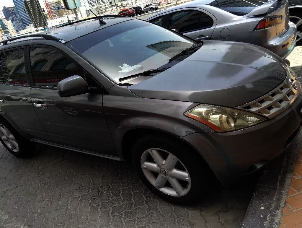 Nissan Murano 2006 - 4 new tires - new