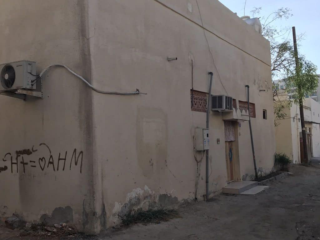 للبيع بيت عربي قديم /في الراشدية 3 مؤجر
