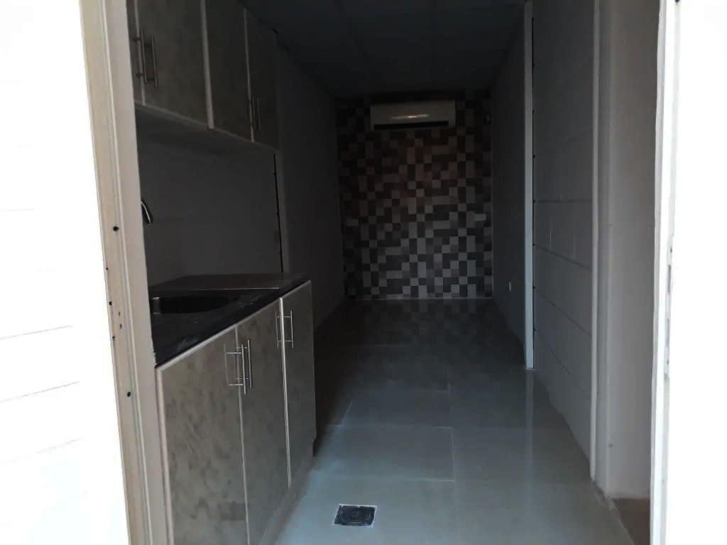 شقة غرفة وصالة للإيجار في مدينة محمد بن