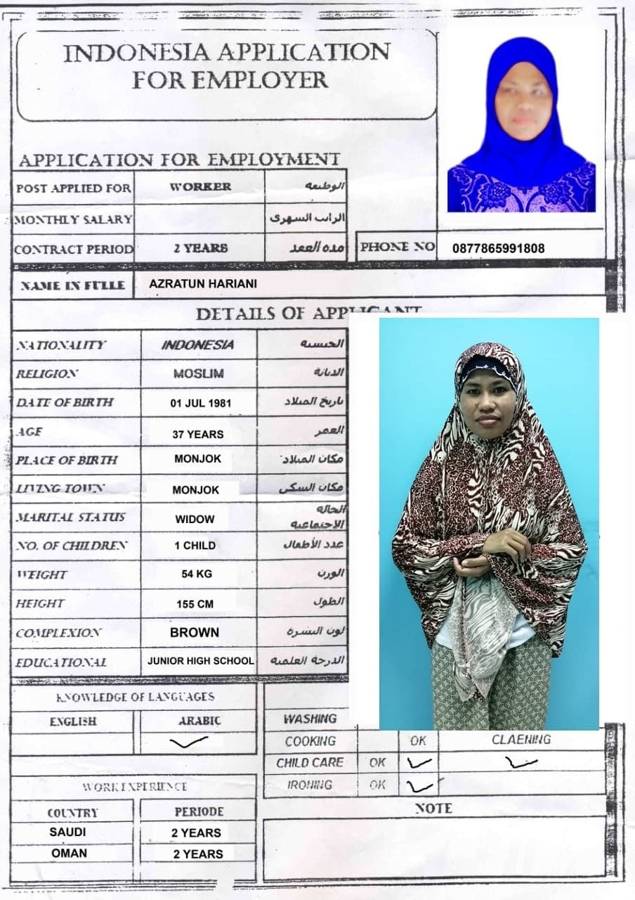 Labor Recruitment in Emirates
