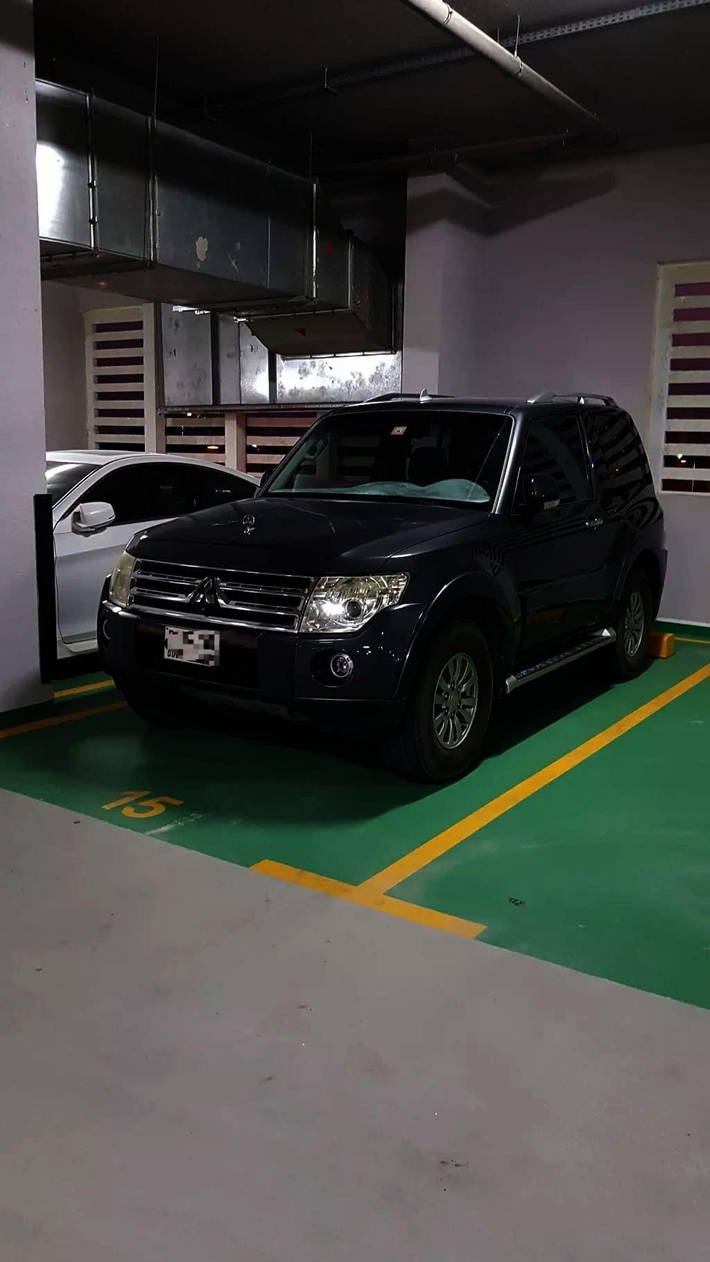 Mitsubishi Pajero 3 doors 2011 model