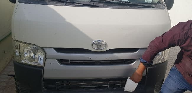 Toyota HiAce for sale model 2014 for
