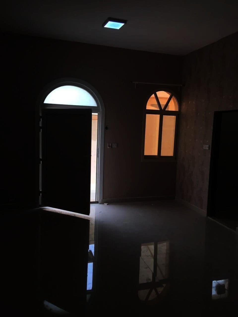 للإيجار ملحق أرضي مدخل خاص في الشامخة