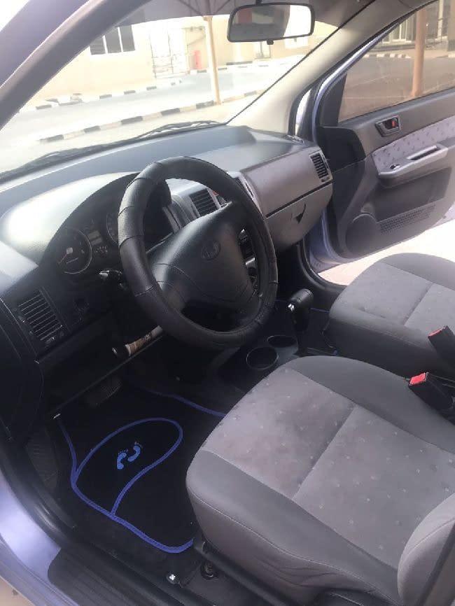 Hyundai Getz سيارة للبيع موديل 2004