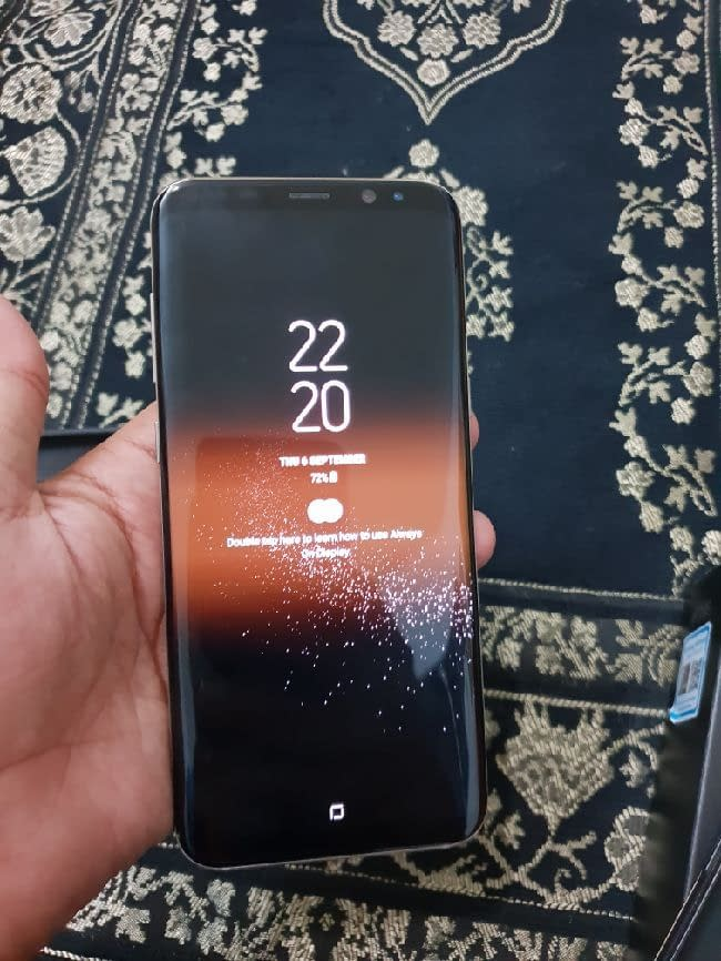 S8 + available for sale, having 2