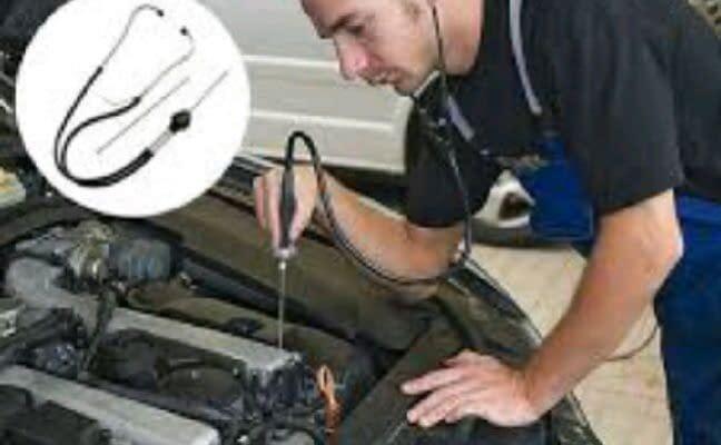 ورشة ميكانيكا متخصصه في تصليح وصيانة