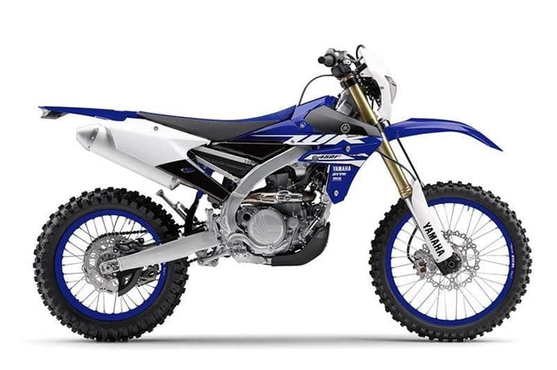 Yamaha wr 450 f model 2018 clean and