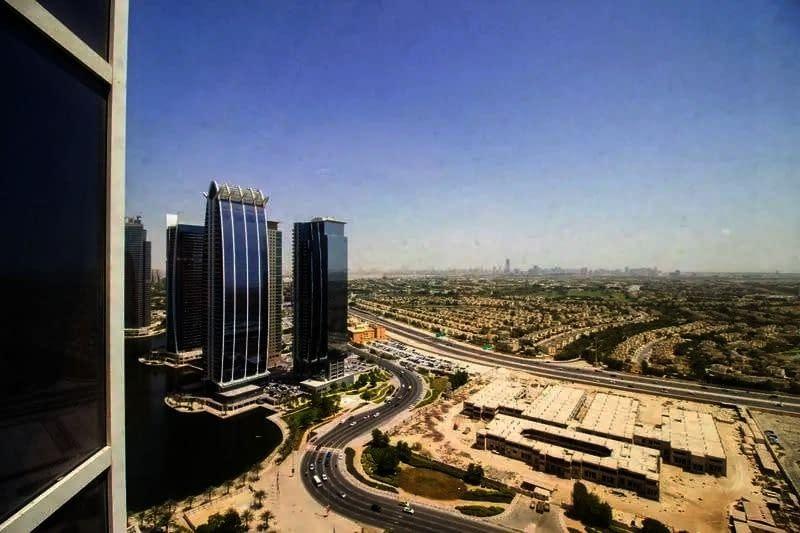 دبي - أبراج بحيرات الجميرا - jlt