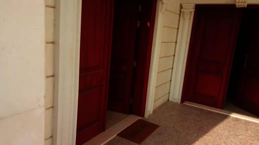 شقة غرفة وصالة مع مدخل خاص للإيجار في