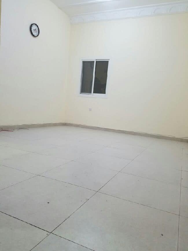 غرفة وصالة للإيجار بمدينة أبوظبي البطين
