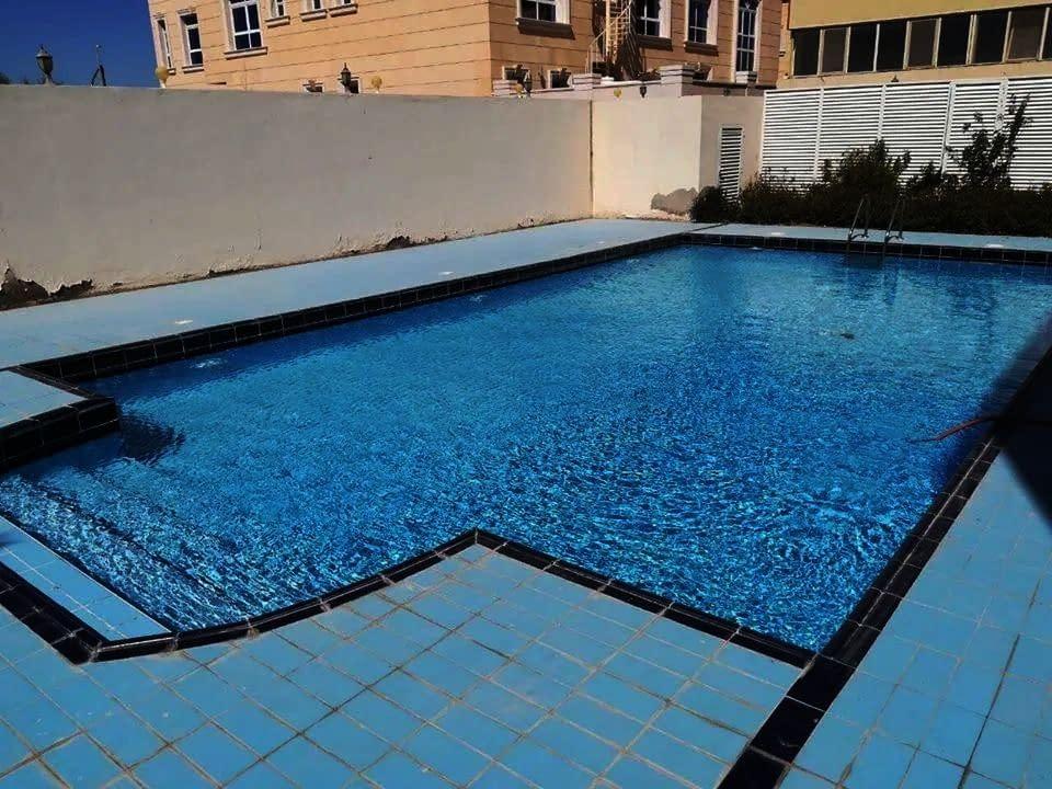 شقة لإيجار في مدينة خليفة أ 2 غرف