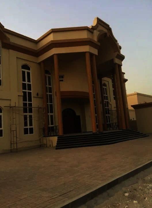 شقة لإيجار في محمد بن زايد حوض 24 مكونة