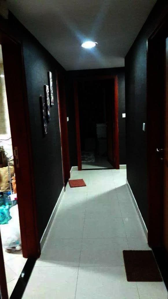 غرفة مفروشة للإيجار في التعاون قريب من